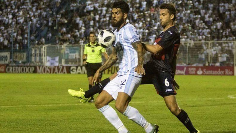 Atlético Tucumán y Tigre igualaron sin goles