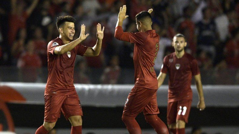 Independiente recibe a Banfield con un equipo alternativo