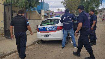 allanamientos y un detenido por raid delictivo en la tarde de ayer