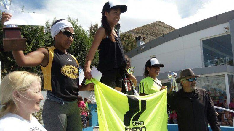 Dania Herrera dominó en la clasificación general de damas.