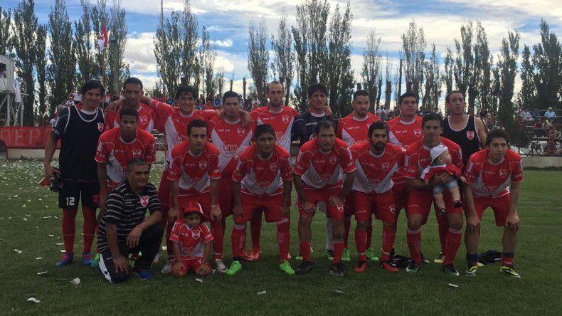 El Deportivo Sarmiento también logró el objetivo de meterse a la segunda fase del torneo Federal C.