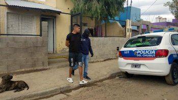 un detenido por un raid delictivo que ocurrio el sabado