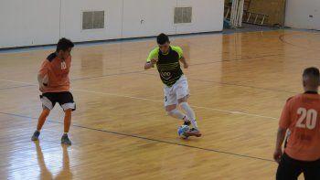 La Zona Honor Campeonato de futsal tiene dos punteros