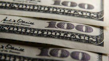 el dolar anota nueva baja: cede a $ 24,91