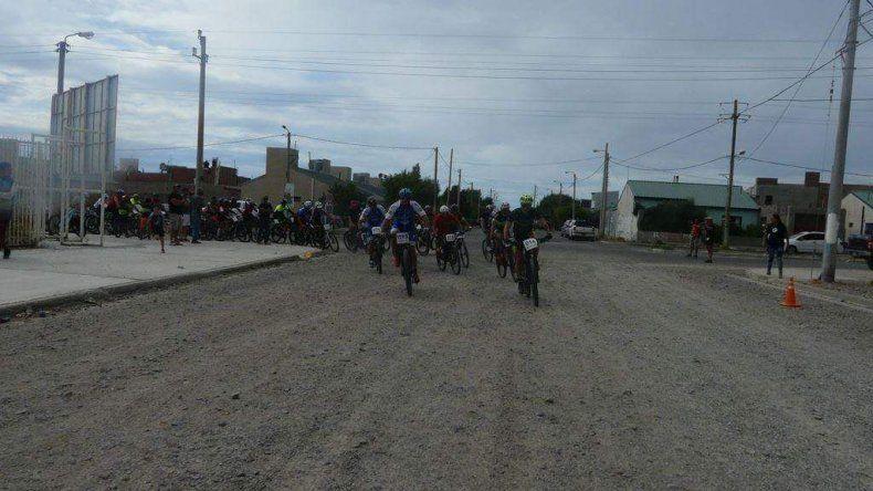 El Rural Bike también se sumó al 117° aniversario de Comodoro