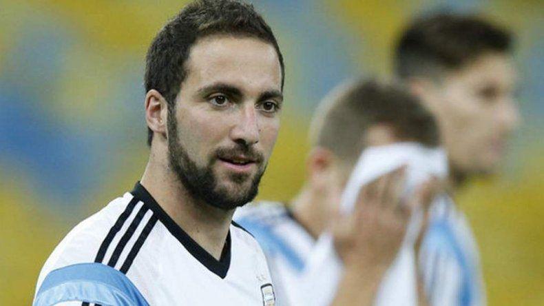 Vuelve Higuaín a la Selección