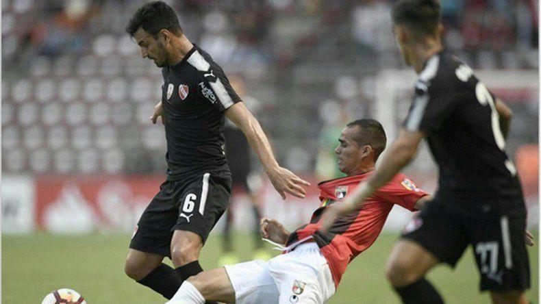 El Rojo perdió en su debut ante Deportivo Lara
