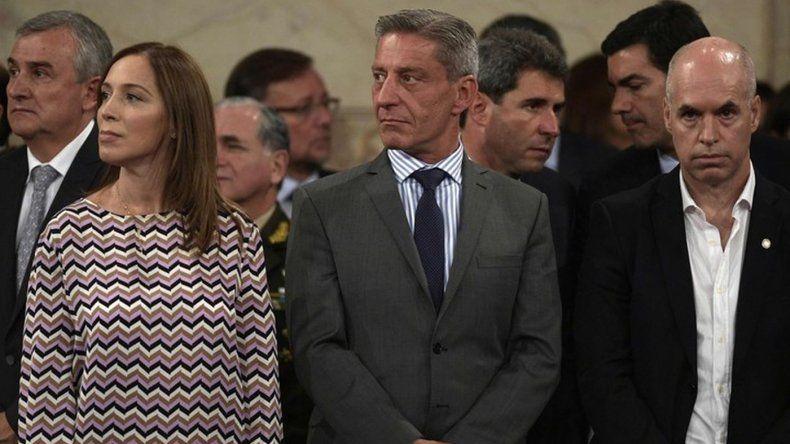 Arcioni cuestionó la falta de obras de parte de Nación para Chubut