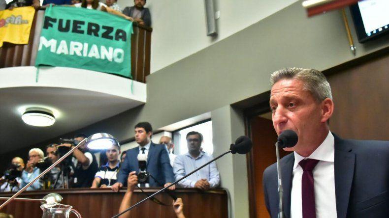Arcioni insiste con el Pacto Fiscal: nunca quise imponer nada, siempre edificar consensos