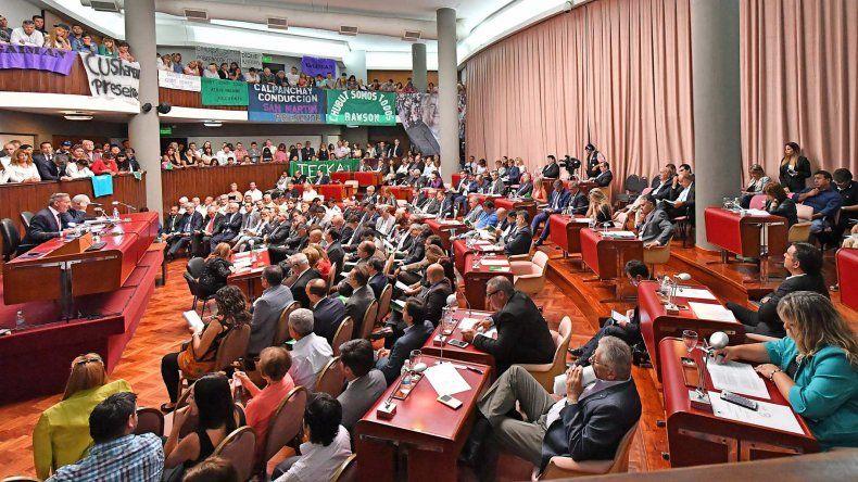 Mammarelli valoró el discurso de Arcioni y pidió por el Pacto Fiscal