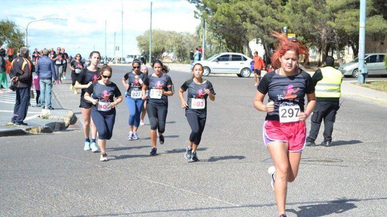 Este domingo se disputa una nueva edición de la Carrera de la Mujer