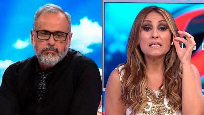 Crece el escándalo por el maltrato de Jorge Rial a Marcela Tauro