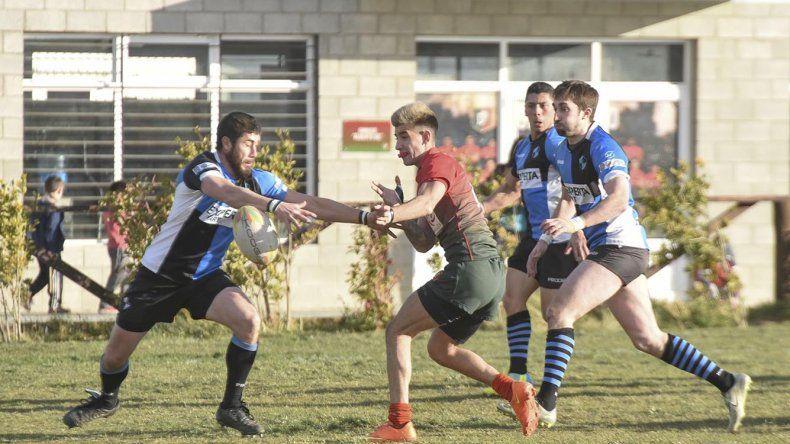 El rugby entrará esta tarde en acción con la disputa del torneo Preparación.