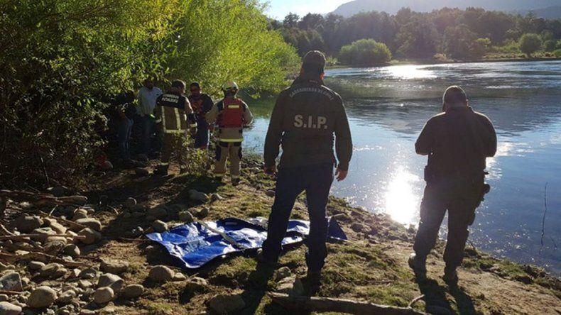Hallaron el cuerpo de un hombre de Esquel en el río Futaleufú