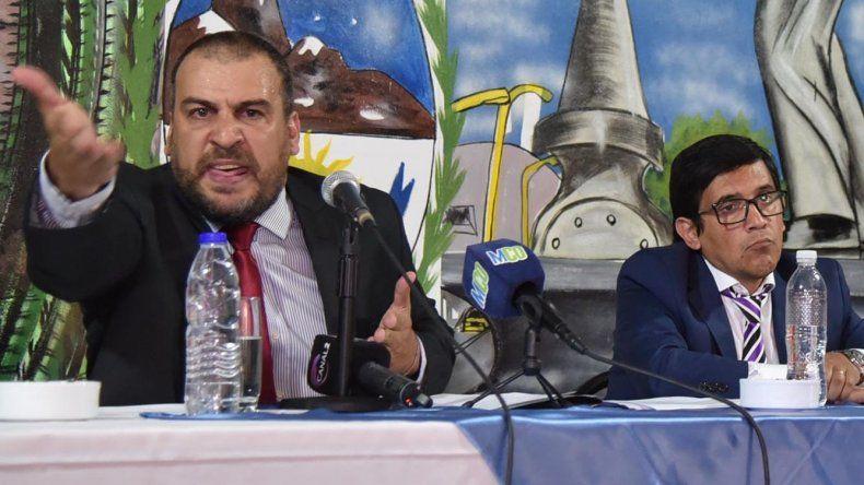 El intendente Prades pronunció un encendido y polémico discurso al inaugurar el período de sesiones ordinarias del Concejo Deliberante.
