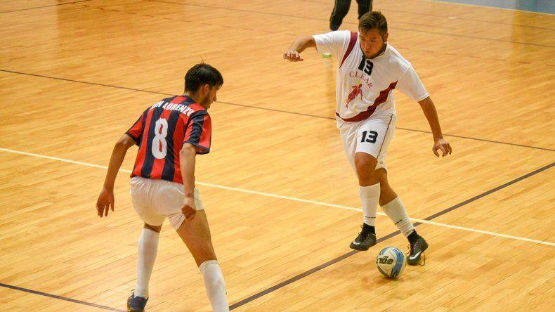 Siete partidos se jugarán esta tarde en el gimnasio municipal 1.