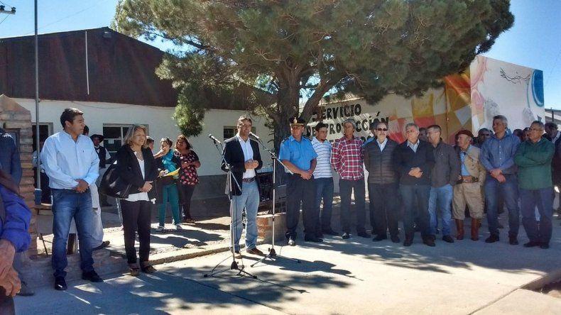 Provincia entregó subsidios en la 6° Fiesta Nacional del Peón Rural en Paso de Indios