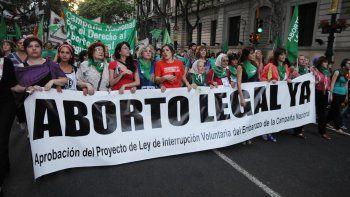 El colectivo Campaña Nacional por el Derecho al Aborto legal, Seguro y Gratuito presentará mañana su proyecto de ley en la Cámara de Diputados.