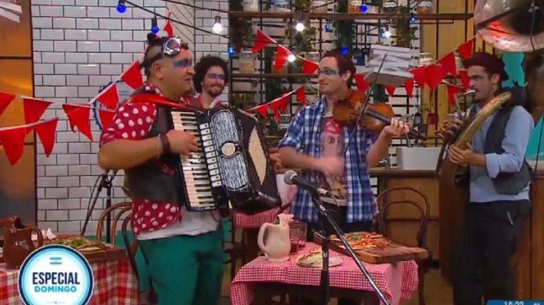 La canción contra Macri llegó a la TV Pública