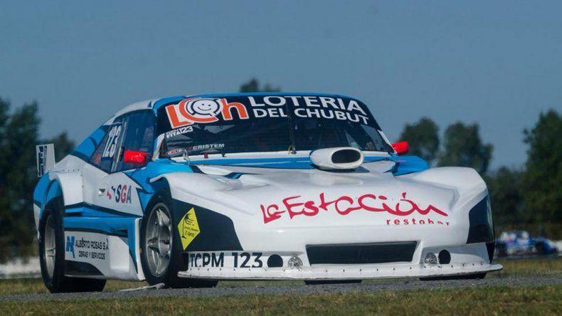 El Chevrolet de Emanuel Fita buscará terminar más adelante en la tercera cita de la temporada.