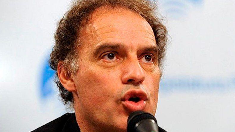 Aníbal Ibarra informó ayer que no será el abogado de la expresidente