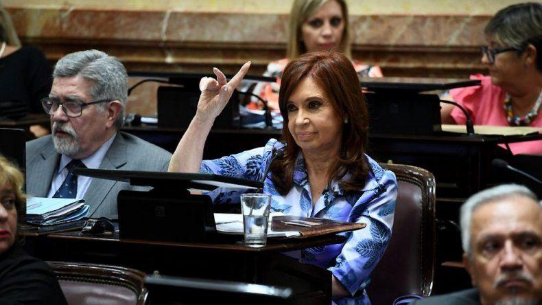 A Cristina Kirchner la juzgará el mismo tribunal que a Lázaro Báez