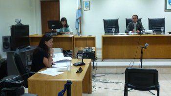 La fiscal Verona Dagotto fundamentó por qué la joven Ortellado no podía recuperar la libertad. La juez le dio la razón.
