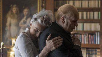 Por su magnífica caracterización del premier inglés, Gary Oldman arrasó con todos los premios a Mejor Actor.
