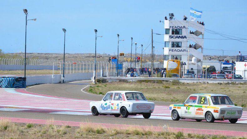 El automovilismo provincial se presentará este fin de semana en Comodoro Rivadavia con cuatro categorías.