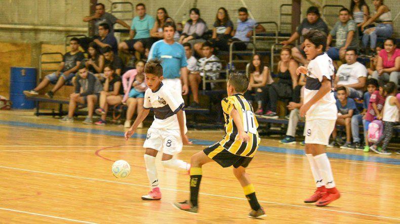 El futsal promocional dio por finalizado el torneo de Verano y dio comienzo al Apertura 2018.
