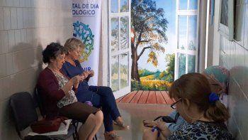 lazos de amor y esperanza para pacientes oncologicos y sus familiares