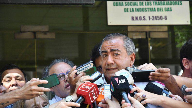 Tras la renuncia de Pablo Moyano,  respaldaron a la conducción de la CGT