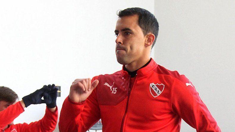 El uruguayo Diego Rodríguez Berrini elogió el trabajo del entrenador Ariel Holan.