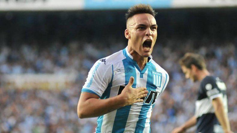 Lautaro Martínez se va en junio