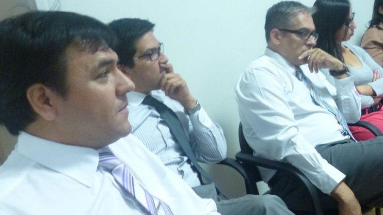Dictan prisión preventiva a Chucky Monsalvo y Bruno Bustamante