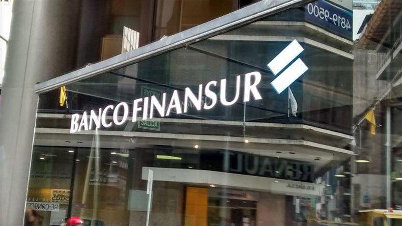 Las sucursales del Banco Finansur comenzarán a operar bajo la responsabilidad del Banco Galicia.