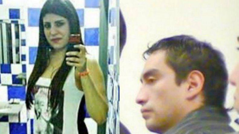 Se casó con otro preso acusado de homicidio