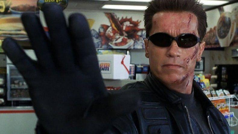 Vuelve Terminator  con Arnold Schwarzenegger