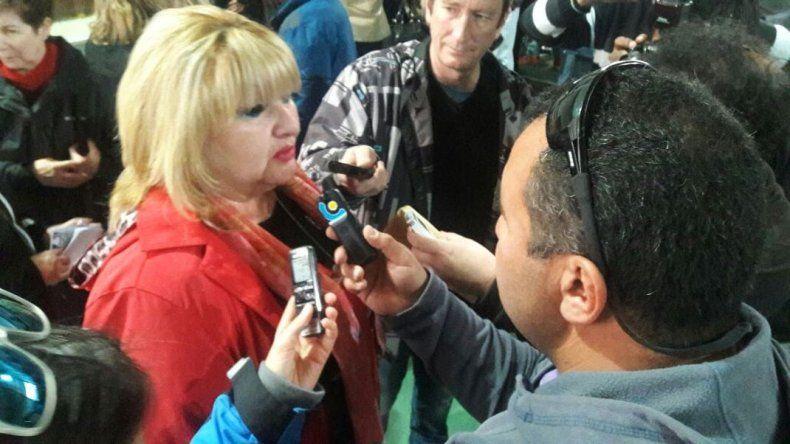 Llanos repudia la promoción minera de Chubut que realiza Nación