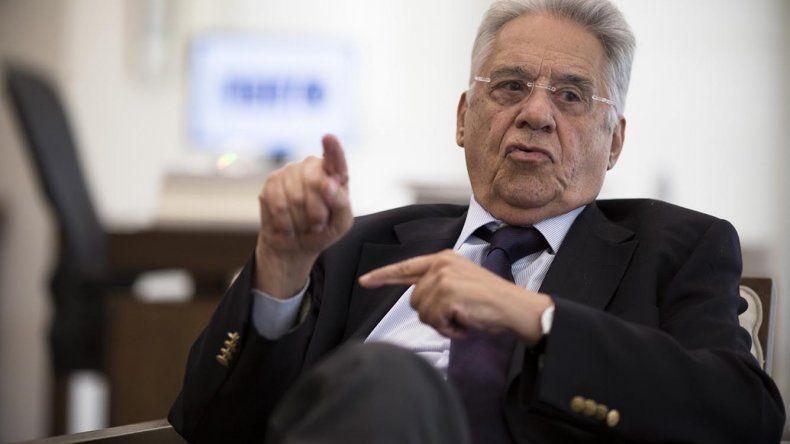 Fernando Henrique Cardoso fue presidente de Brasil entre 1995 y 2002.