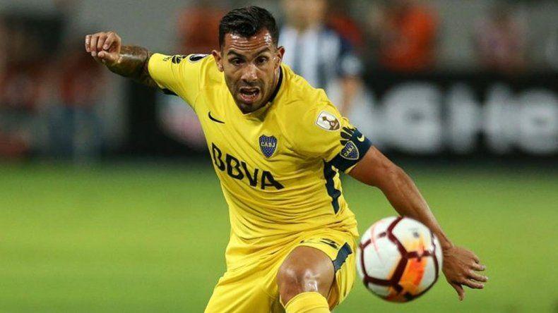 Carlos Tevez volverá esta tarde a la formación titular de Boca tras haber estado ausente en la derrota ante Argentinos Juniors.
