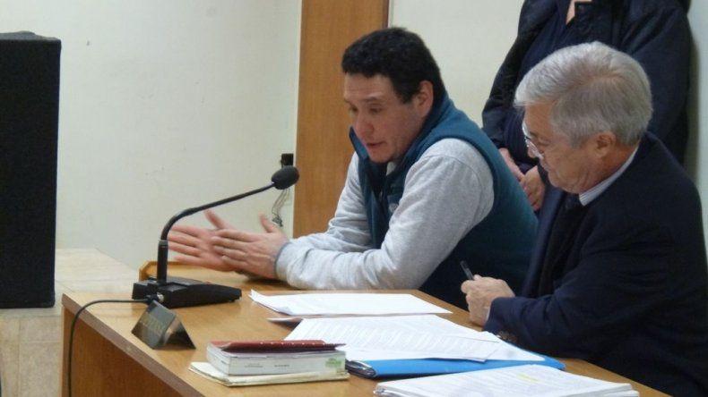 Si es encontrado culpable del femicidio de Débora Martínez la pena en expectativa para Nelson Aguilante es de prisión perpetua.
