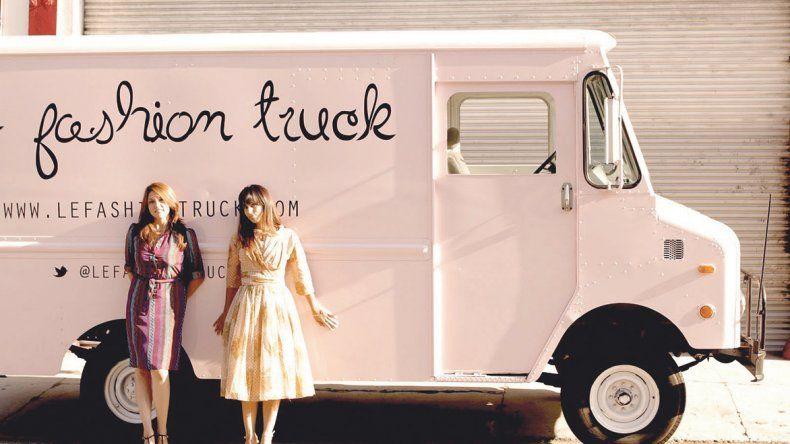 Fashion trucks: la moda sobre ruedas