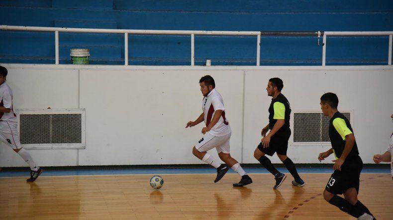 El futsal de Comodoro Rivadavia disputará esta tarde una nueva fecha del torneo Clausura.