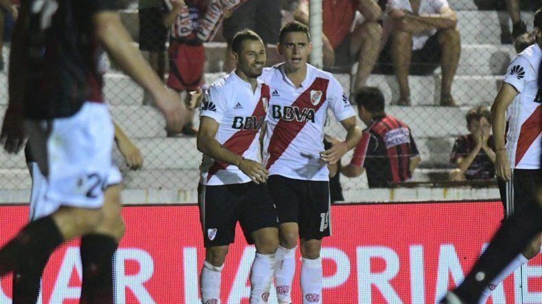 River le ganó 1-0 con Patronato en Paraná en el descuento