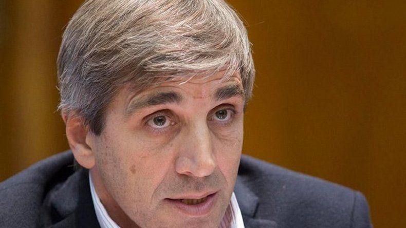 Una offshore reconoció que Luis Caputo era su dueño y accionista