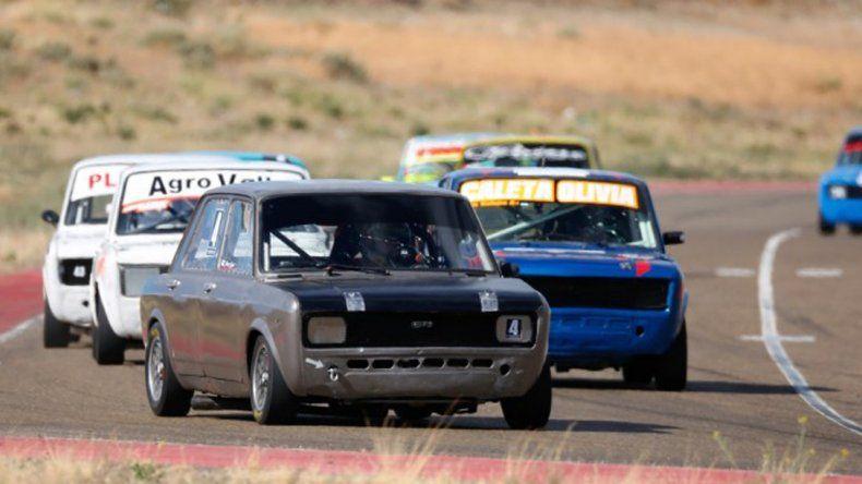Mauro Larrachau se quedó con la victoria en la categoría TP 1100cc.