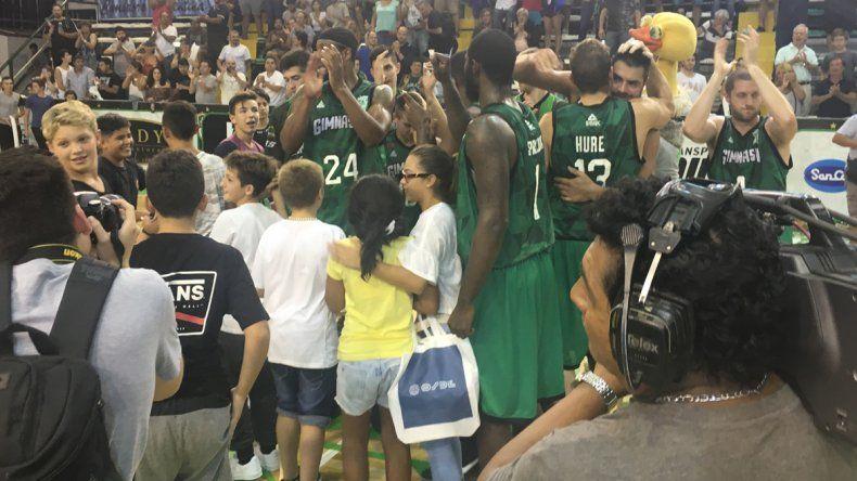 Gimnasia intentará volver mañana al triunfo cuando visite a Weber Bahía Basket por la Liga Nacional.