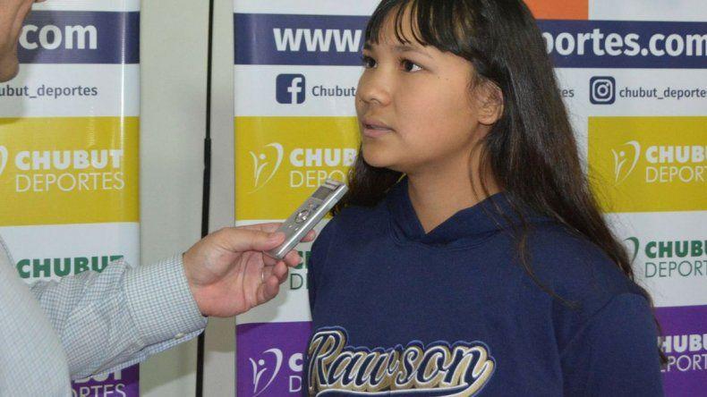 Una chubutense representará a Argentina en el pre mundial de béisbol