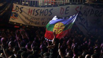 la renga toco de sorpresa en el festival mapuche de kine rakiduam